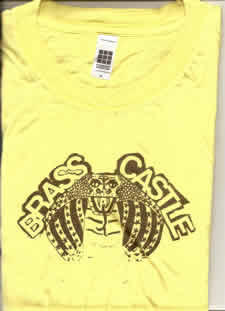brass castle shirt cobra design